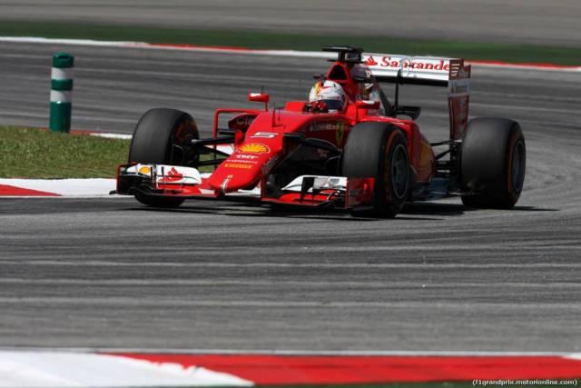 Sebastian Vettel - GP Masalia / Foto: Facebook Sebastian Vettel