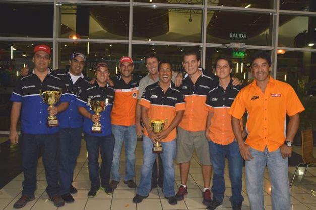 Team Socopur Racing / Inka Off Road 2015 / Foto: Prensa Socopur