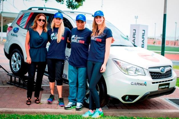 Subaru - Wings For Life World Run / Foto: Prensa Subaru