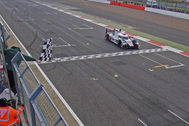 Audi R18 e-tron quattro #7 - Silverstone / Foto: Prensa Audi