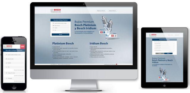 Catálogos Autorex  Bosch