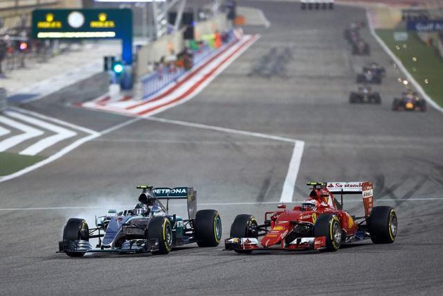 Gran Premio de Bahrein / Foto: Facebook Mercedes AMG Petronas