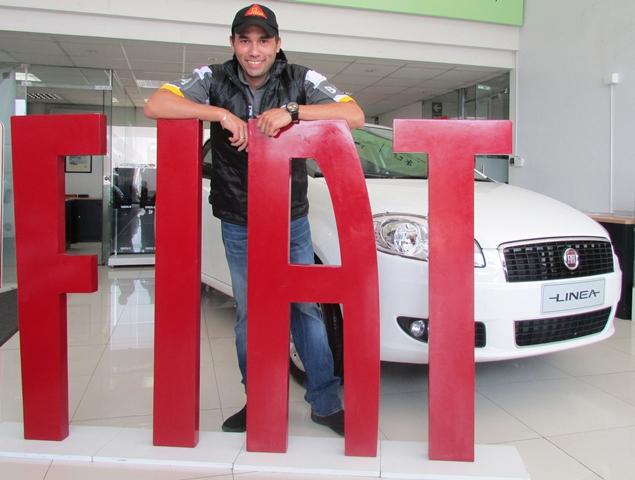 Mike González - FIAT TC 2000 / Foto: Prensa FIAT