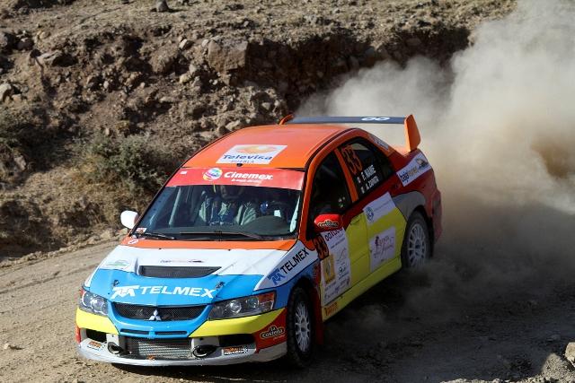 Fernando Name - Rally Montaña / Foto: Antonio Sánchez Flores - Prensa Rally NACAM