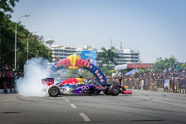 Monoplaza Red Bull / Foto: Prensa Red Bull