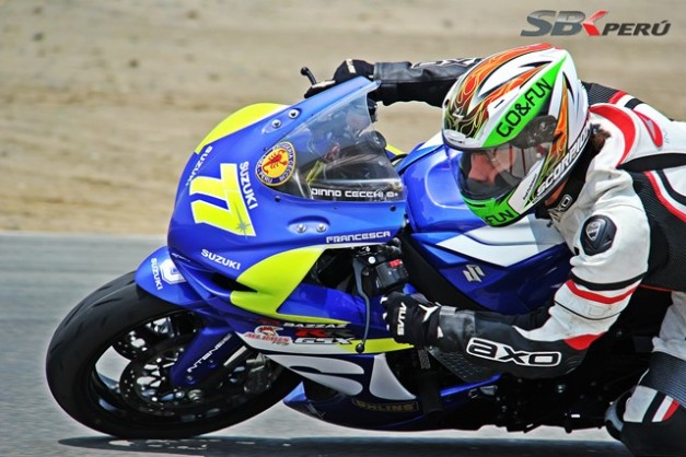Dino Cecchi - Categoría 600 cc. / Foto: Prensa Superbike