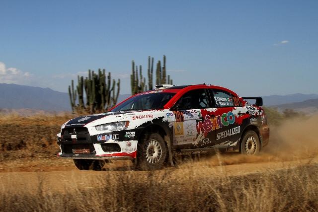 Ricardo Triviño - Rally Montaña / Foto: Antonio Sánchez Flores - Prensa Rally NACAM