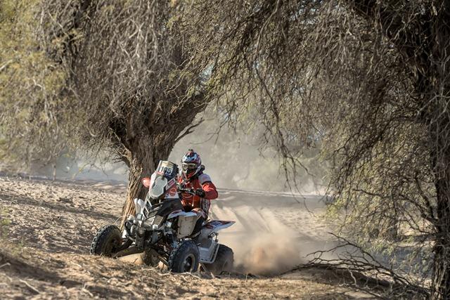 Alexis Hernández - Dakar Series: Desafío Ruta 40 / Foto: Prensa Hernández