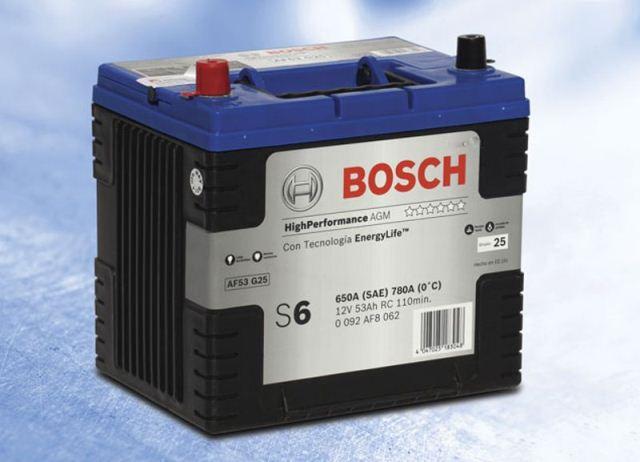 Batería AGM Bosch 01