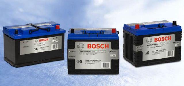 Batería AGM Bosch 02