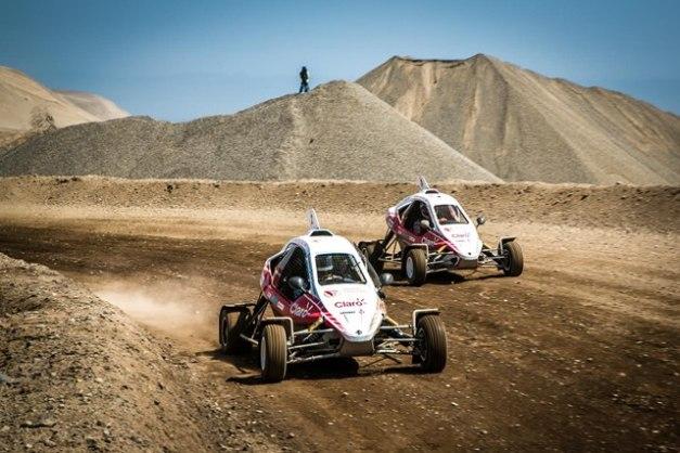 Drivers Challenge - Pacifico Sur / Foto: Shakedown Team