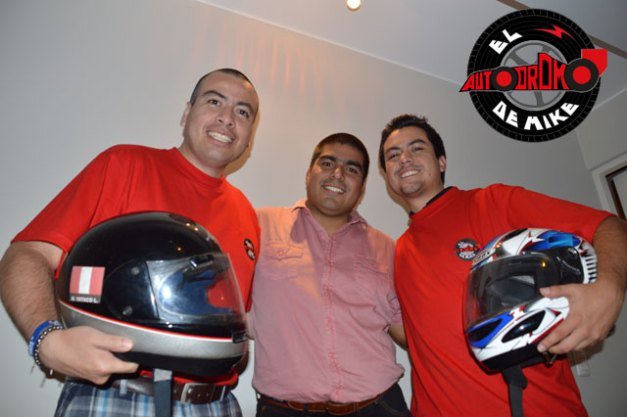 Presentación de pilotos de El Autódromo de Mike