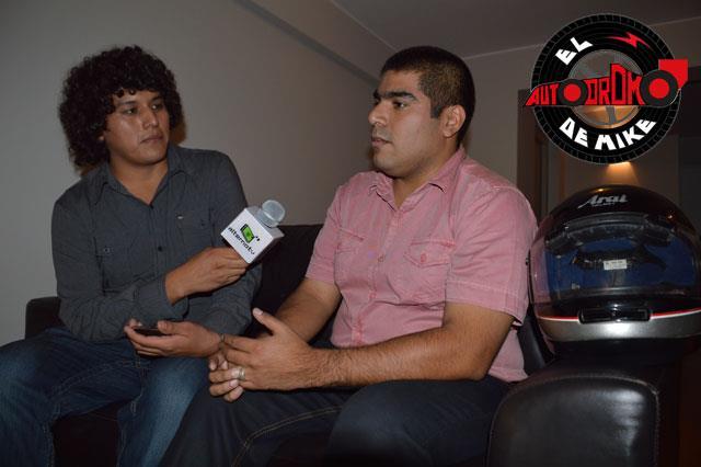 Entrevista a Miguel A. Rivadeneyra - Director de El Autódromo de Mike