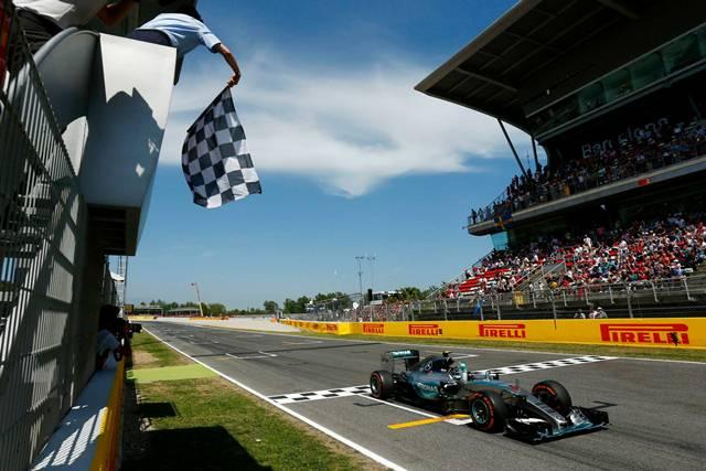 Gran Premio de España - Nico Rosberg / Foto: Facebook Nico Rosberg