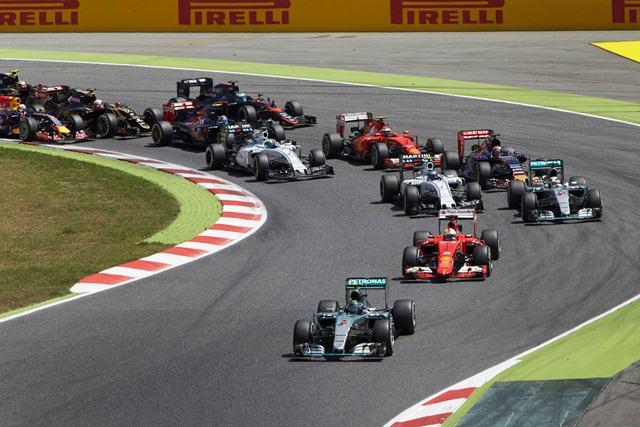 Gran Premio de España / Foto: Facebook Nico Rosberg