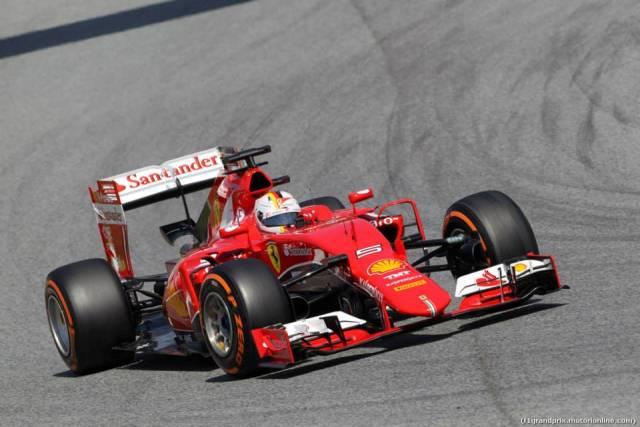 Sebastian Vettel - Gran Premio de España / Foto: Faceboo Sebastian Vettel