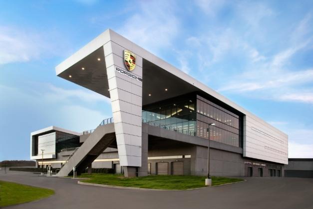 Porsche experience center / Foto: Prensa Porsche