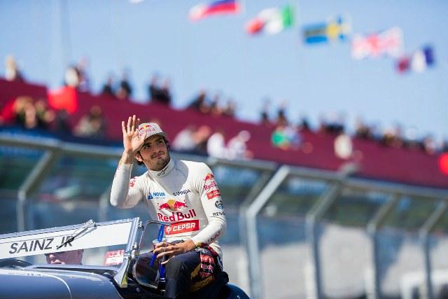 Carlos Sainz - GP Australia/ Foto: Red bull content pool