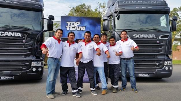 Scania Top Team - Perú / Foto: Prensa Scania