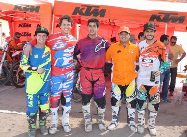 Socopur Racing Team - Lartinoamericano Motocross / Foto: Prensa Socopur