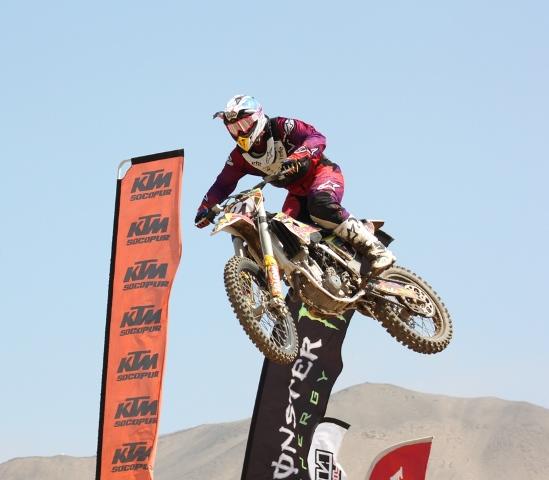 Flavio Castro - Lartinoamericano Motocross / Foto: Prensa Socopur
