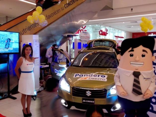 Presentación Suzuki - Cusco / Foto: Prensa Suzuki