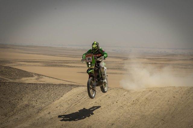 Cristobal Guldman, Ganador Dakar Challengue 2014 / Foto: Shakedown 