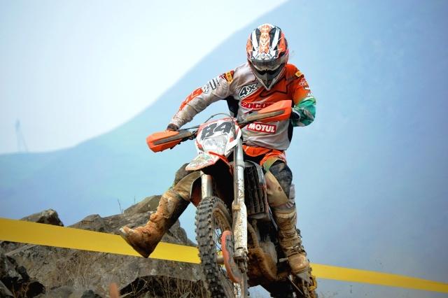 Ian Salazar - Tercera fecha del Hare Scramble / Foto: Prensa Socopur