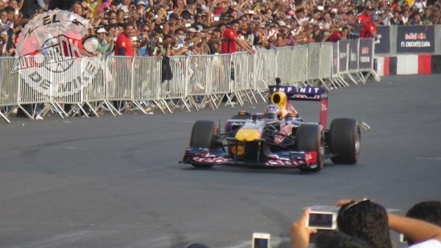Red Bull Racing F1 - Red Bull F1 Circuito Lima / Foto: El Autódromo de Mike
