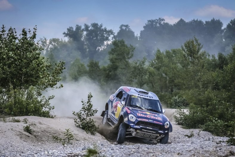 Nasser Al-Attiyah - Rally Baja Italia / Foto: Red Bull Content Pool