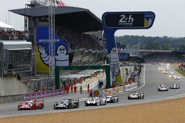 Porsche 919 Hybrid en Las 24 Horas de Le Mans / Foto: Prensa Porsche