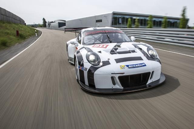 Porsche 911 GT3 R / Foto: Prensa Porsche