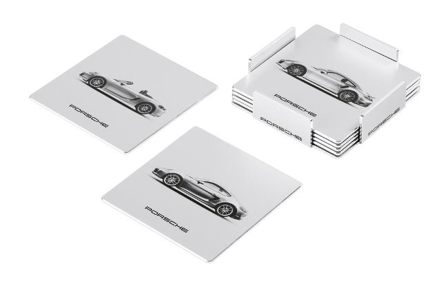 Productos de Porsche para el Día del Padre / Foto: Prensa Porsche