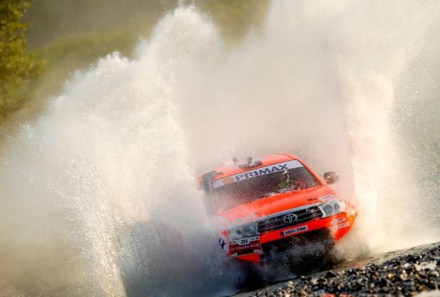 Raúl Orlandini - Rally Baja Italia / Foto: Prensa Orlandini