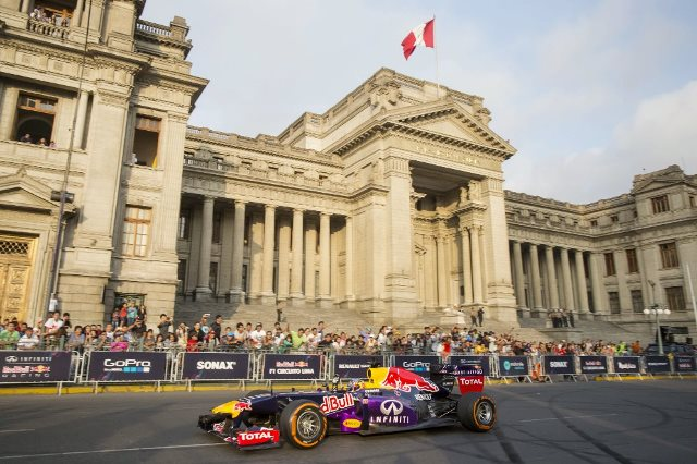 Red Bull F1 Circuito Lima - Red Bull Racing / Foto cortesía: Red Bull Content Pool