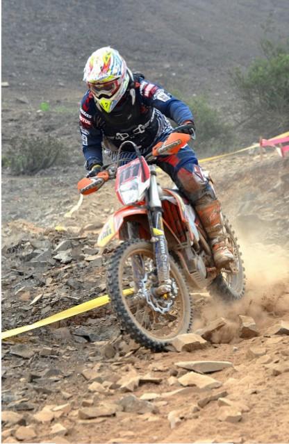 Roberto Vecco - Tercera fecha del Hare Scramble / Foto: Prensa Socopur