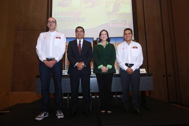 Presentación del Dakar Series - Desafío Inca / Foto: Prensa Desafío Inca