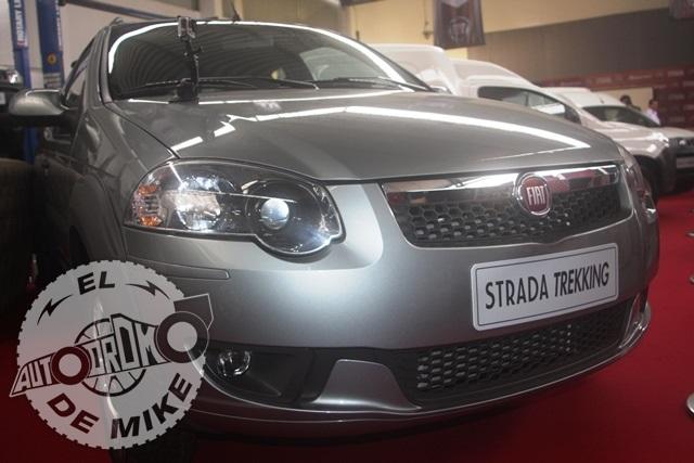 La nueva FIAT Strada Trekking / Foto: El Autódromo de Mike