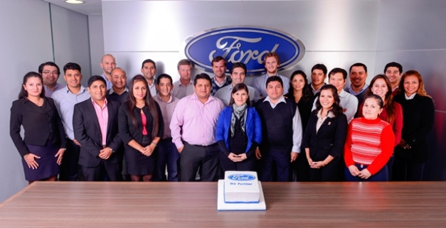 Primer aniversario de Ford Perú / Foto: Prensa Ford