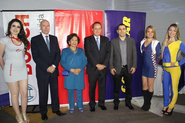 Presentación de la alianza de Pimentel y Autorex Peruana S.A. / Foto: Prensa Autorex