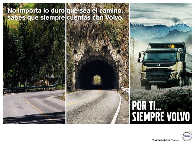 Volvo - Campaña Por ti siempre