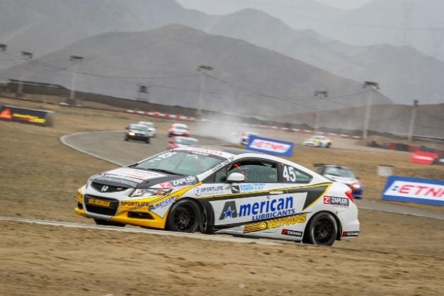 César Ore - TC Honda Masters / Foto: Prensa Ore