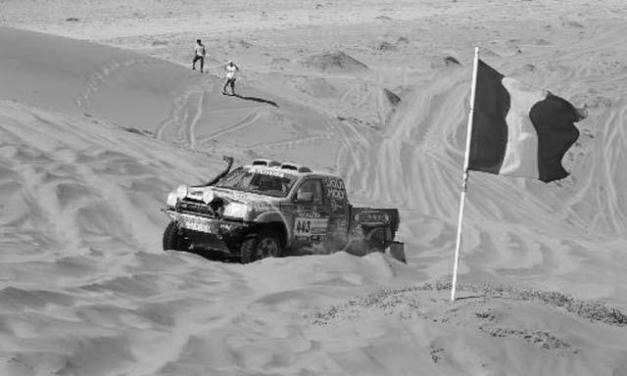 Peru No Rally Dakar 2016