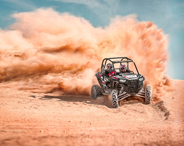 Polaris RZR XP Turbo 011