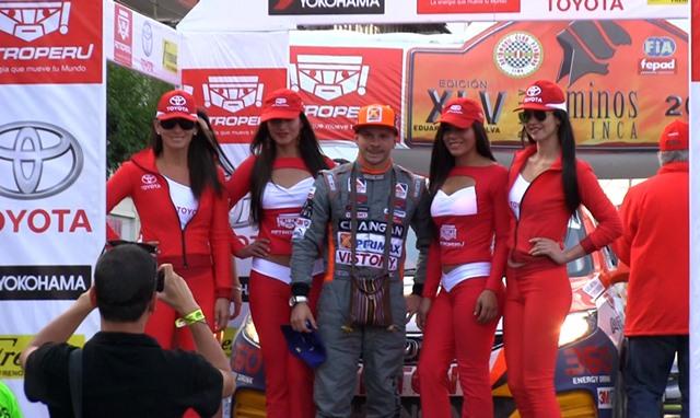 Mario Hart - Caminos del Inca / Foto: Grupo FIRBAS