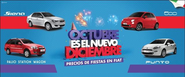 Fiat Adelanta Navidad Con Grandes Ofertas En Octubre El Autodromo