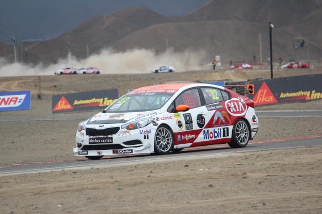 Juan Carlos Tassara - Los 200 km de Lima / Foto: Prensa Kia Racing Team,