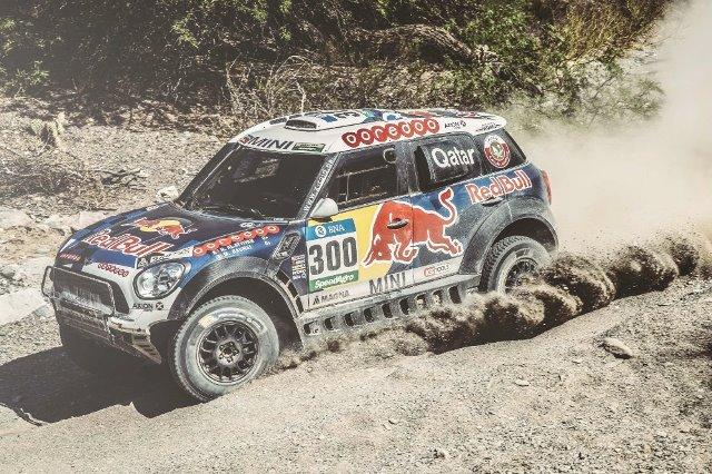 Rally Dakar - Al-Attiyah 01