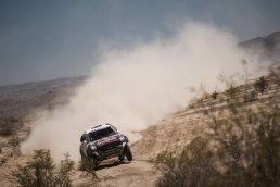 Rally Dakar - Al-Attiyah 02