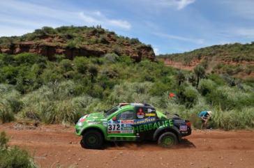 Rally Dakar - Alta Ruta 01